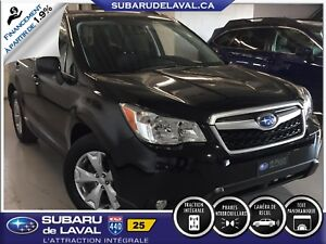 2015 Subaru Forester 2.5X Touring Awd *Toit ouvrant*