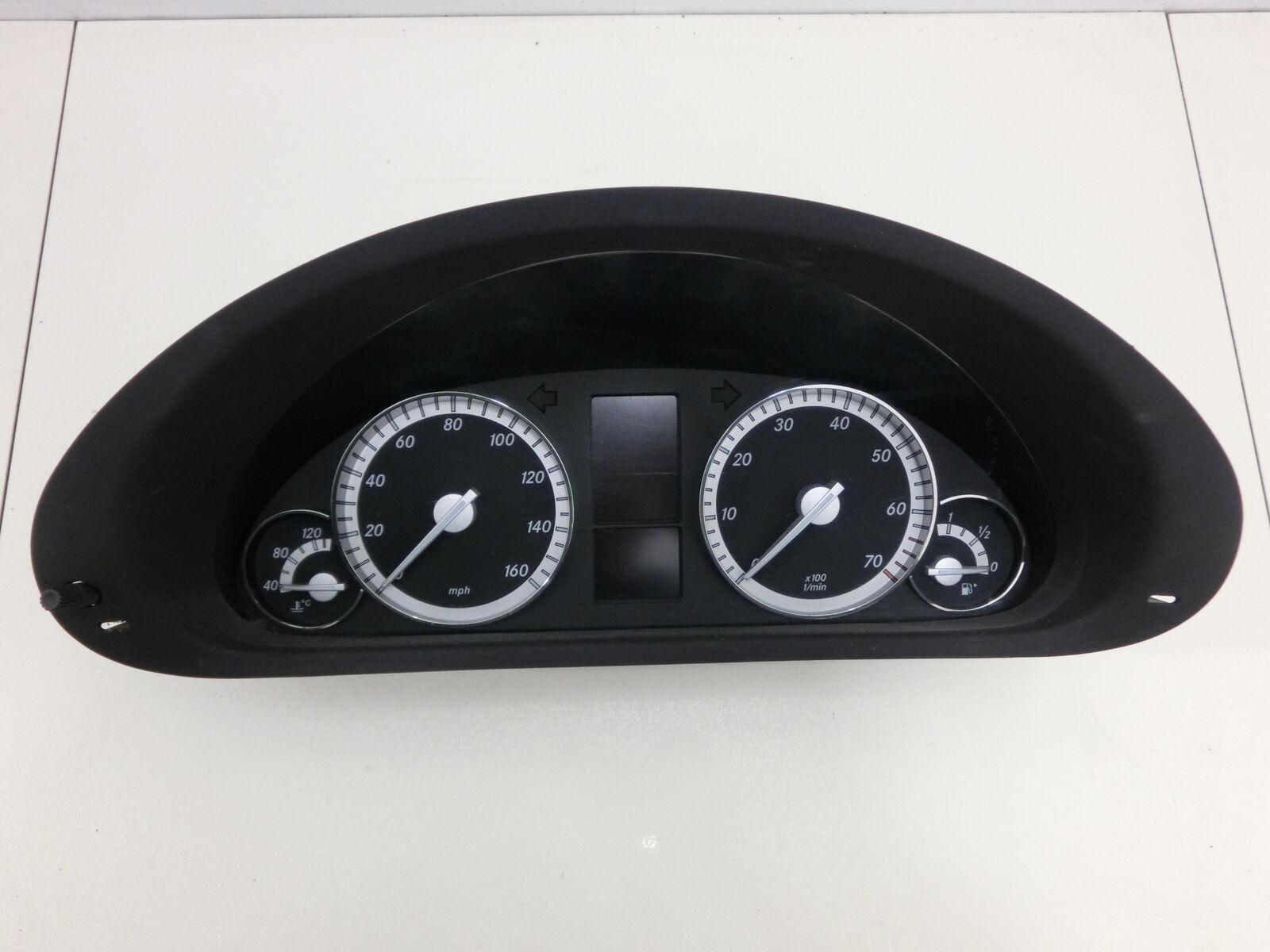 instrument Tacho für Mercedes S203 W203 04 07 1 8K 105KW A