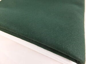 Quality 40% wool blend felt 1mm thick - sold in sheets or per metre