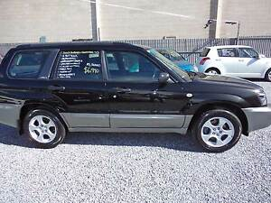2003 SUBARU FORESTER XS AWD WAGON AUTO GOOD KMS AS TRADED $6,990 Hampstead Gardens Port Adelaide Area Preview
