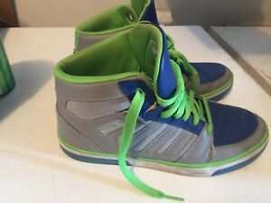 Adidas shoes used only once