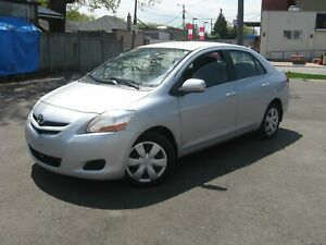 2008 Toyota Yaris Base / LOW KMS !!!!! / AUTOMATIC