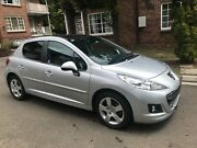 2011 Peugeot 207 Hatchback Ashfield Ashfield Area Preview