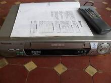 Panasonic VHS NV-HD630 VCR with Super Drive!!! Prospect Prospect Area Preview