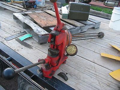 Storm Vulcan Uv45 Connecting Rod Straightener