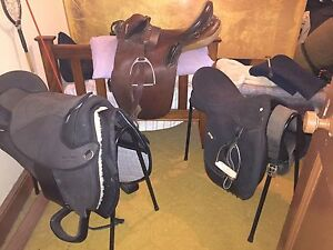 2x Saddles and other HORSE Gear Fremantle Fremantle Area Preview