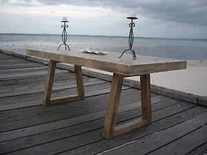Brand new display piece rusticdini g table Pakenham Cardinia Area Preview
