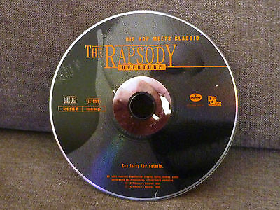 CD The Rapsody Overture Hip Hop meets Classic