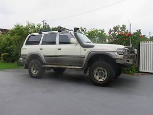 1992 Toyota LandCruiser 80 series GXL Wagon Turbo Diesel Nowra Nowra-Bomaderry Preview