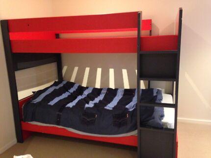 Snooze Bunk Bed In Sydney Region Nsw Beds Gumtree Australia