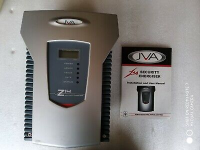 Jva Z14 Polycarbonate Single Zone Security Energizer For Electric Fencing