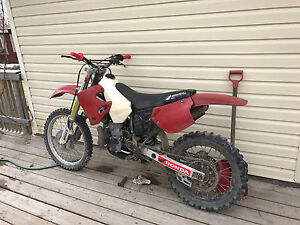 1994 cr 250 r 1200 need gone today