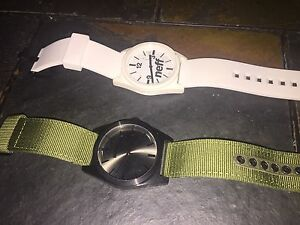 New neff watches