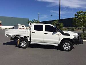2012 Toyota Hilux Ute Biggera Waters Gold Coast City Preview