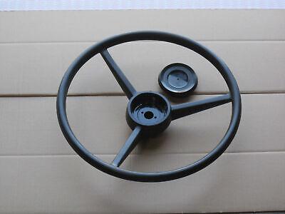 Steering Wheel And Cap For Ih International 6588 664 666 674 6788 684 686 706