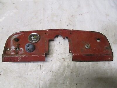 Farmall IH B275 Tractor Dash Panel for sale  Stevensville