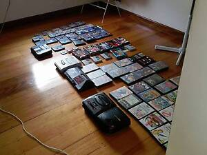 Old console games for same  sega nintendo nes mega Moe Latrobe Valley Preview