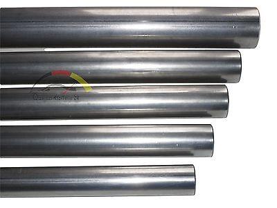 Auspuffrohr Abgasrohr Rohr universal Ø 38 40 43 45 48 50 54 57 60 65 76 mm