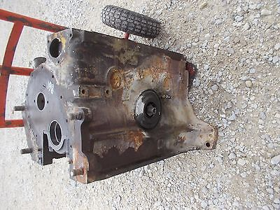 Ford 861 Gas Tractor Original Good 4 Cylinder Engine Motor Block