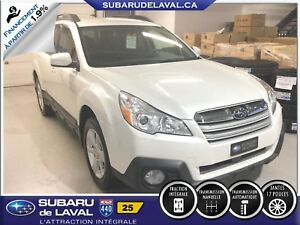 2014 Subaru Outback 2.5i Commodité Awd