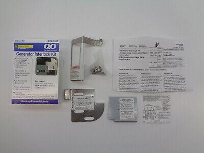 Square D Qocgk2c Qocgk2 Generator Interlock Kit For Qo Panels New In Box