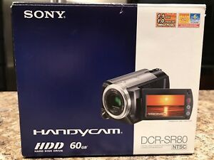 BLOW OUT PRICE!!! Sony Camcorder HDD 60GB
