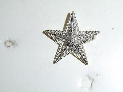 0636 WW 1 US Army Style General Star  WW 2 single C12A6