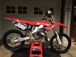 Looking for blown up cr, yz, rm, kx,ktm 125 dirtbikes
