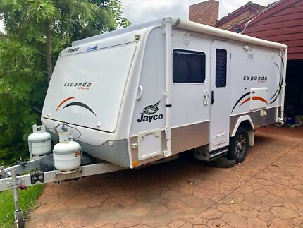 Jayco Expanda Outback 16.49.1 excellent condition 2011 Diamond Creek Nillumbik Area Preview