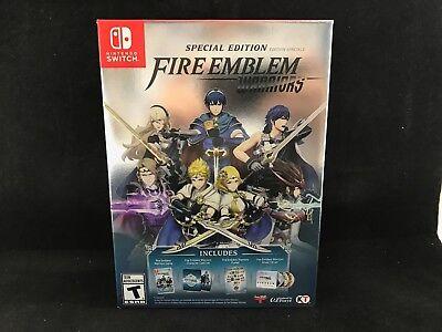Fire Emblem Warriors Special Edition  Nintendo Switch  2017  Brand New