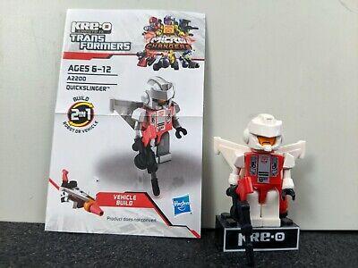 KRE-O Transformers Quickslinger