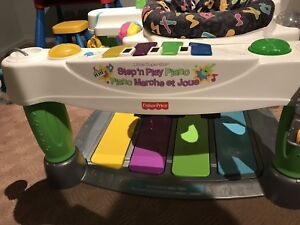 Fisher Price Step'n'Play Piano