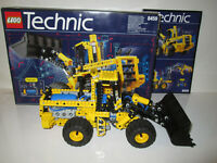 8459 Lego Technik Pneumatik Set Air Tank Pumpe Ventil Zylinder 8462 8439 8299