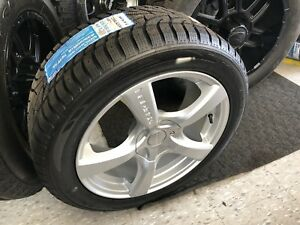 18 inch winter tires and rims 5x114.3 5x115 5x108