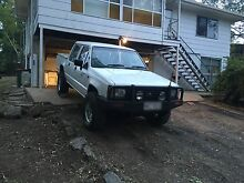 Mitsubishi triton 4x4 and 16ft boat, swaps for roadtrail bike Redbank Plains Ipswich City Preview