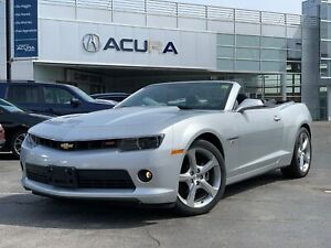 2015 Chevrolet Camaro LT 2LT RS | CONVERTIBLE | LEATHER | 335HP