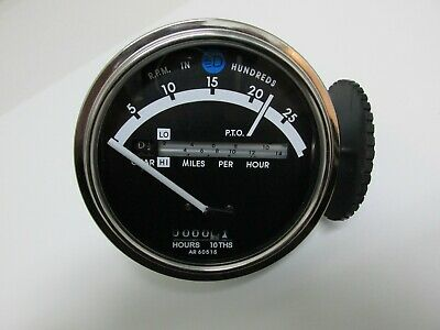 Tachometer Fits John Deere Quad Range Tractor 4040 4240 4440 4640 4230 4430 4630