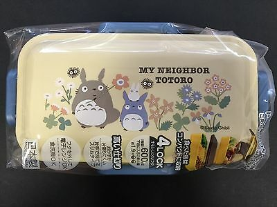Studio Ghibli SKATER My Neighbor Totoro Lunch Box Bento 600ml PFLW4 JAPAN
