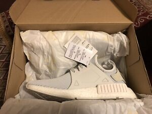 Adidas NMD XR1 Vintage White - Size 8 WMNS