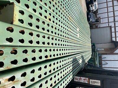 Pallet Racking Upright Teardrop 26x42 Interlake Racking Shelving
