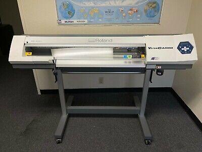 Versacamm Sp-300i 30 Eco-solvent Inkjet Printercutter