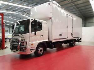 2019 Hino FD 1124 4x2 Furniture Truck H01776 Breakwater Geelong City Preview
