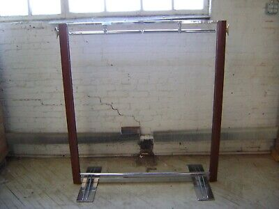 Retail Nautical Floor Standing Garment Clothing Display Rack