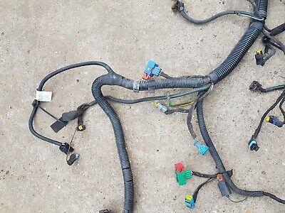 Peugeot 106 S2 Series 2 1.1 ENGINE Wiring Loom Harness 3 Plug ECU Breaking Parts