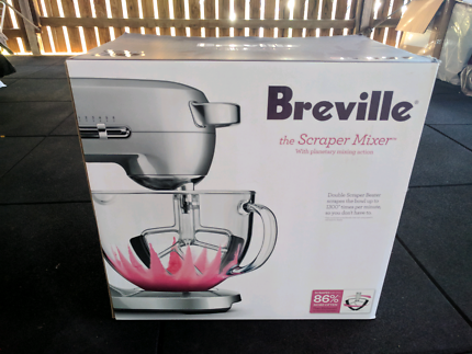 Breville Scraper Mixer - Unopened in box
