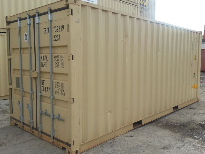 We sell Shipping Containers  20std, 40 std, 40 hc