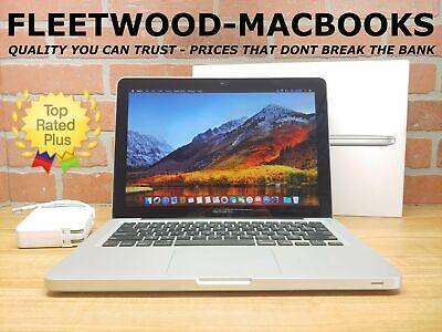 Apple MacBook Pro 13 inch Pre-Retina *NEWEST OS CATALINA* 500GB OS2015 WARRANTY!
