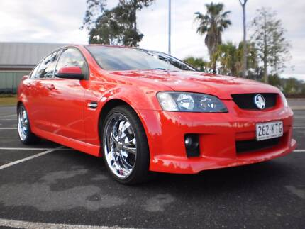 Holden Commodore mags Redbank Plains Ipswich City Preview