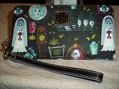 Disney Dooney & Bourke Haunted Mansion Wallet-NWT