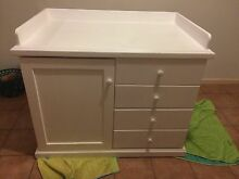 Baby change table chest of drawers Mount Lawley Stirling Area Preview